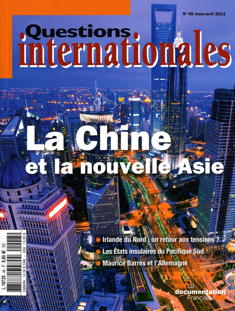 La Chine et la nouvelle Asie - Questions internationales 48