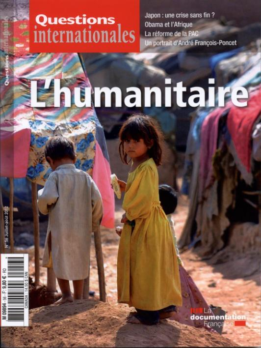 Questions internationales 56 - L'humanitaire