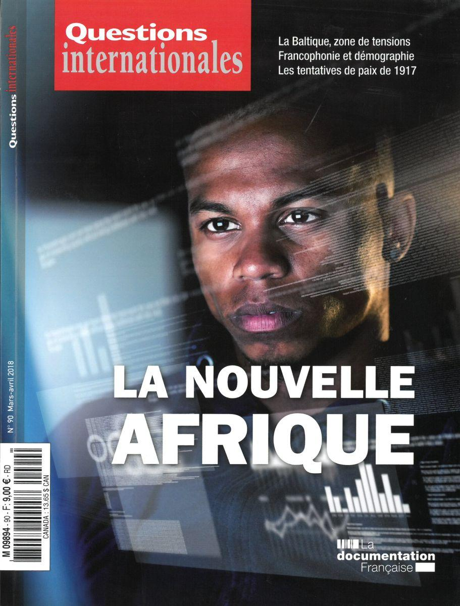 La nouvelle Afrique - Questions internationales 90