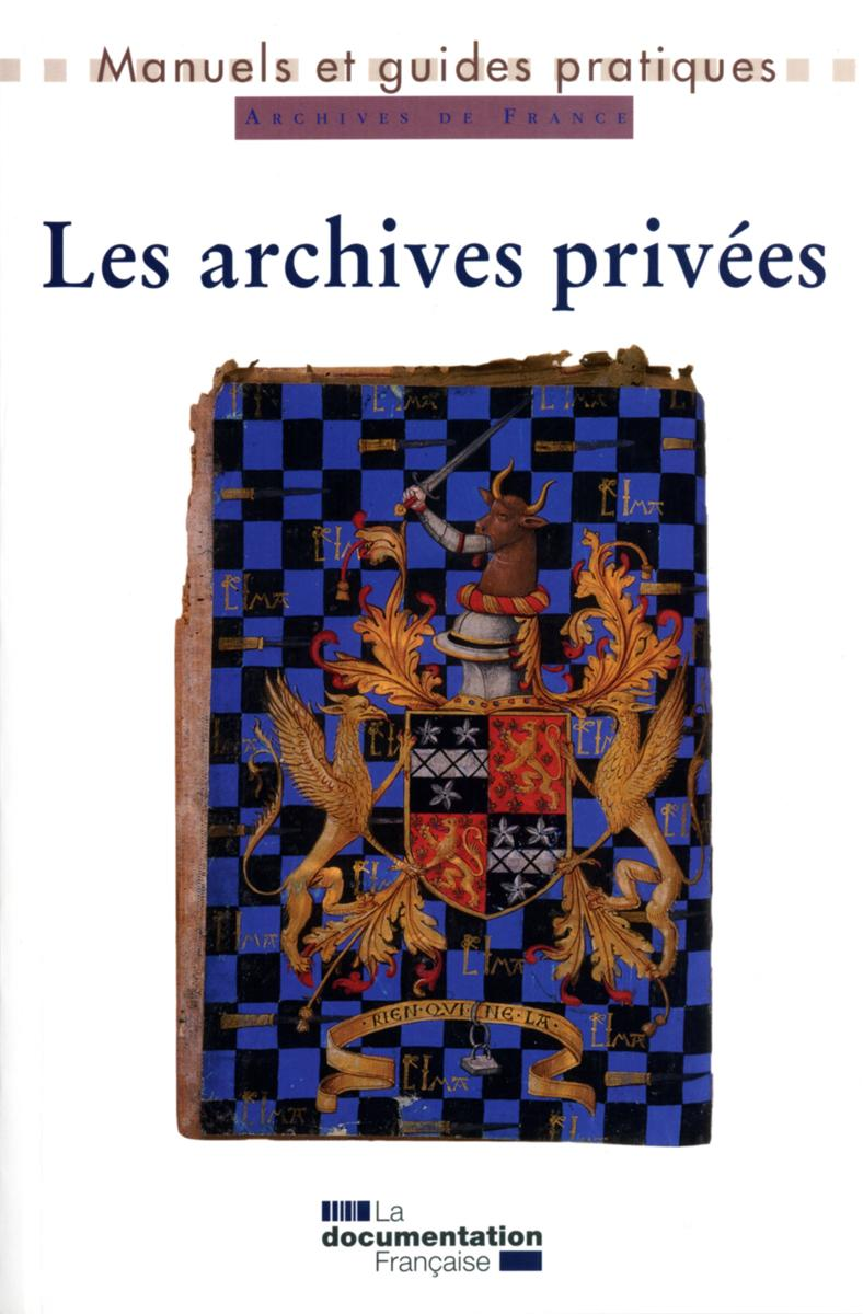 Les archives privées