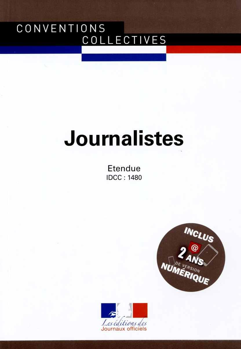 Journalistes - Conventions collectives