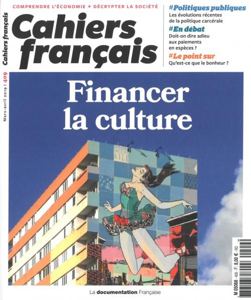 Cahiers français 409 - Financer la culture