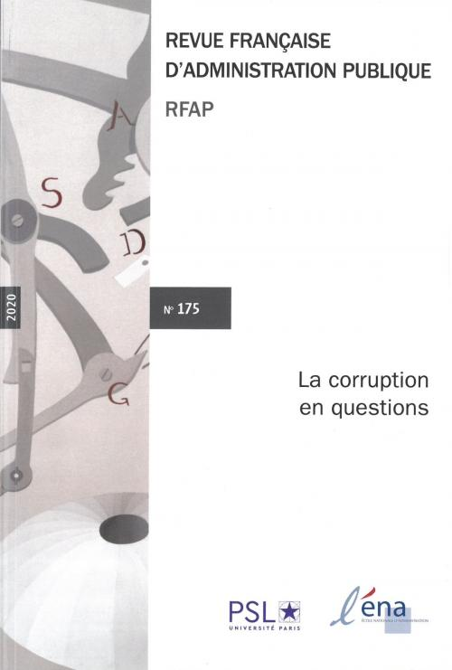 "Couverture de ""La corruption en question"""