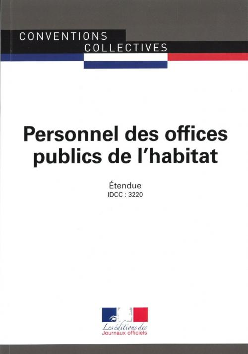 Conventions collectives - Personnel des offices publics de l'habitat