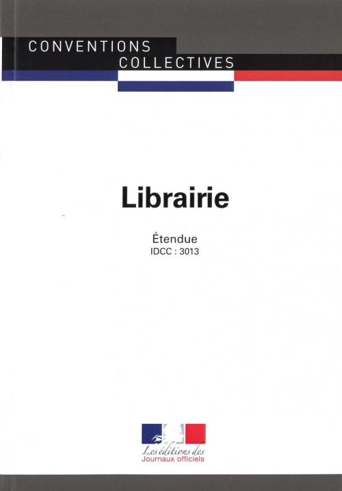 Conventions collectives - Librairie