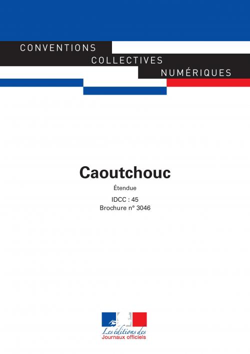 Conventions collectives - Caoutchouc