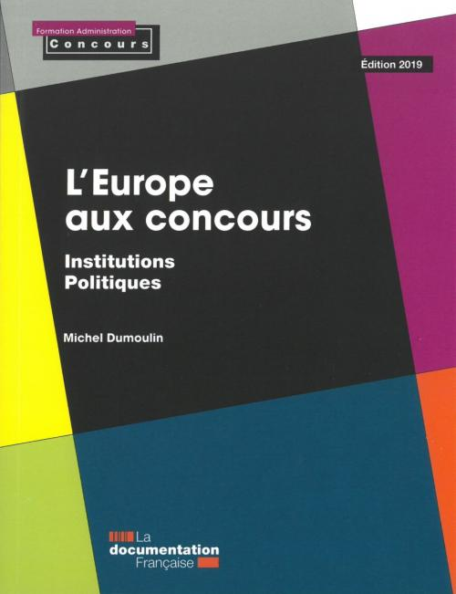 Formation Administration Concours - L'Europe aux concours
