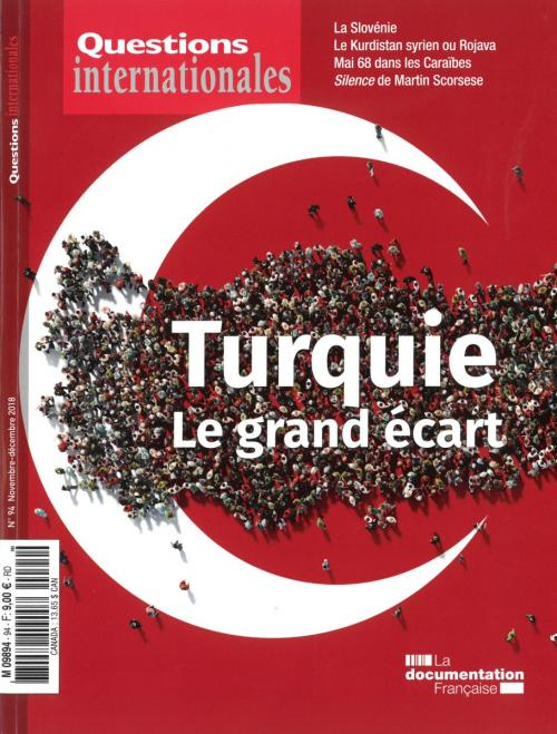 Questions internationales  94 - Turquie : le grand écart